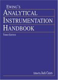 Ewing's Analytical Instrumentation Handbook